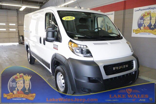 2020 Ram ProMaster 1500 Low Roof Lake Wales FL