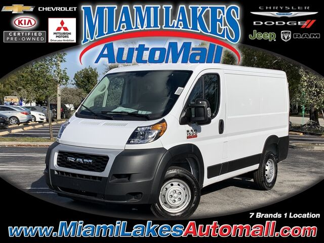 2020 Ram ProMaster 1500 Low Roof Miami Lakes FL