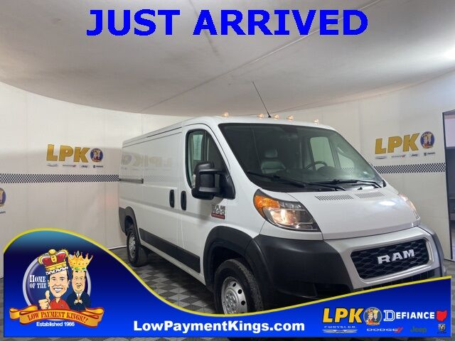 2020 Ram ProMaster 1500 Low Roof Defiance OH