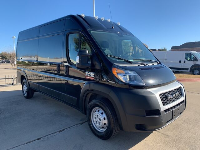 2020 Ram ProMaster 2500 CARGO 159''WB-HIGH ROOF,BCK-CAM,BLUETOOTH... Euless TX
