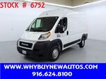 2020 Ram ProMaster 2500 ~ High Roof ~ Only 6K Miles!