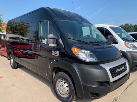 2020_Ram_ProMaster 2500_High Roof_ Euless TX
