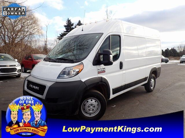 2020 Ram ProMaster 2500 High Roof Monroe MI