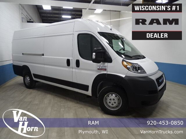 2020 Ram ProMaster 3500 High Roof Plymouth WI