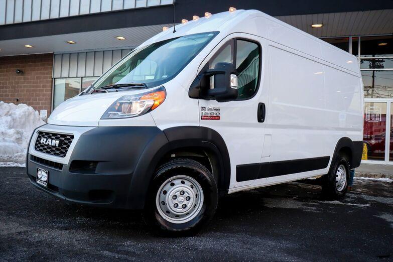 2020 Ram ProMaster Cargo Van High Roof 136 Cargo 1 Owner Springfield NJ