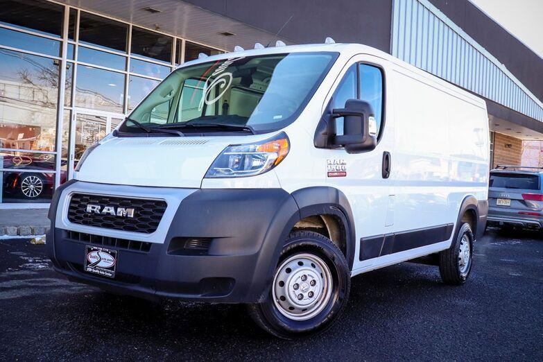 2020 Ram ProMaster Cargo Van Low Roof 136 Cargo 1 Owner Springfield NJ