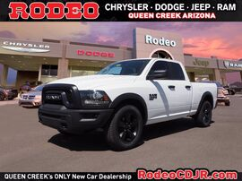 2020_Ram_Ram 1500 Classic_WARLOCK QUAD CAB 4X2 6'4 BOX_ Phoenix AZ