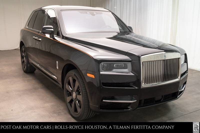 2020 Rolls-Royce Cullinan Houston TX