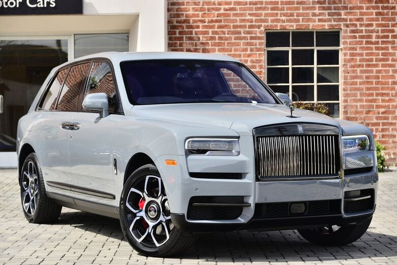 2020 Rolls-Royce Cullinan Black Badge  Beverly Hills CA