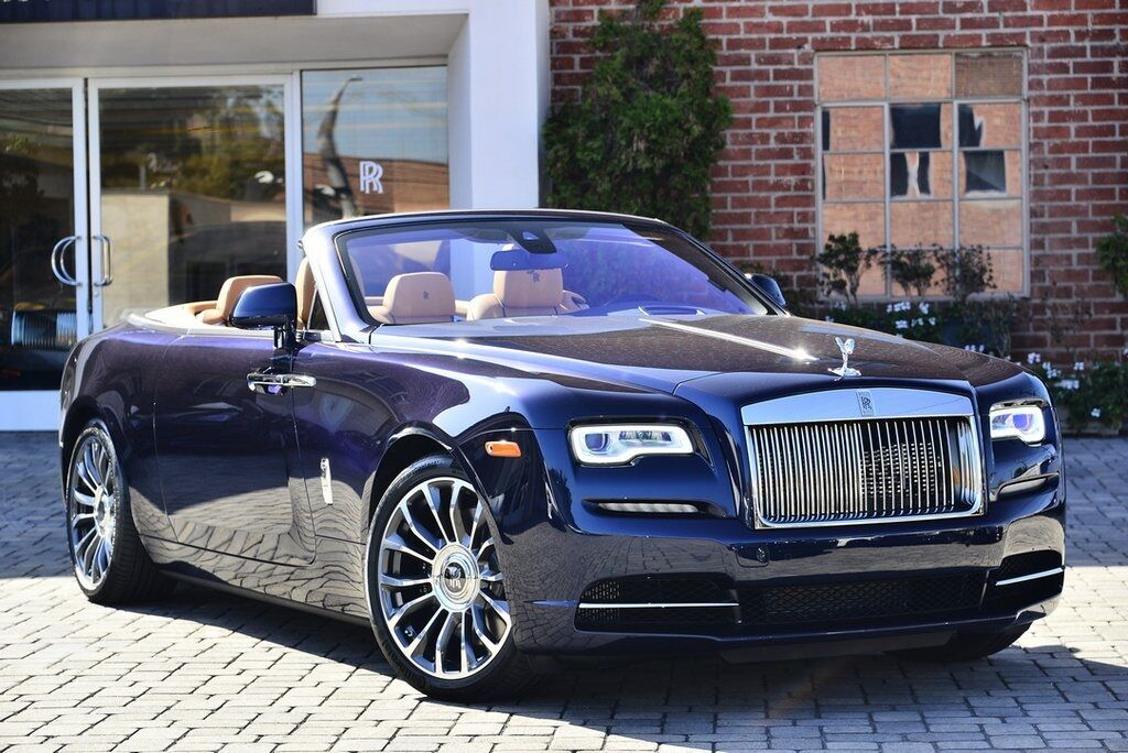 2020 Rolls-Royce Dawn  Beverly Hills CA