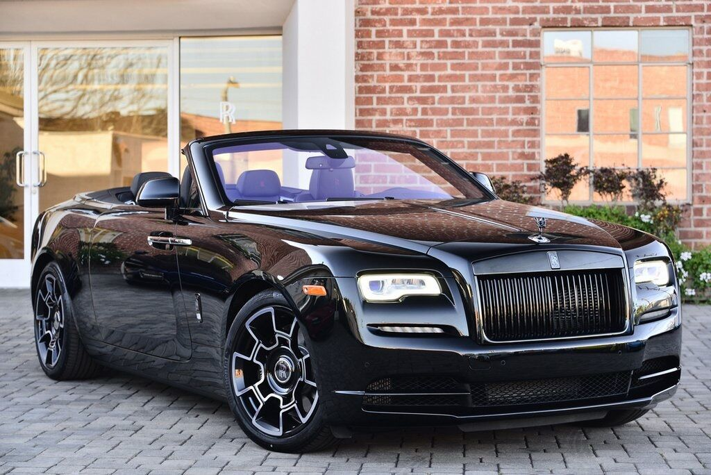 2020 Rolls-Royce Dawn Black Badge  Beverly Hills CA