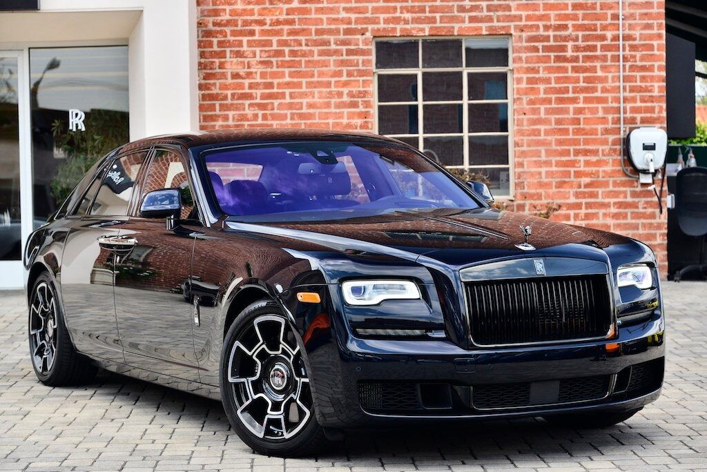 2020 Rolls-Royce Ghost Black Badge Lawrence KS