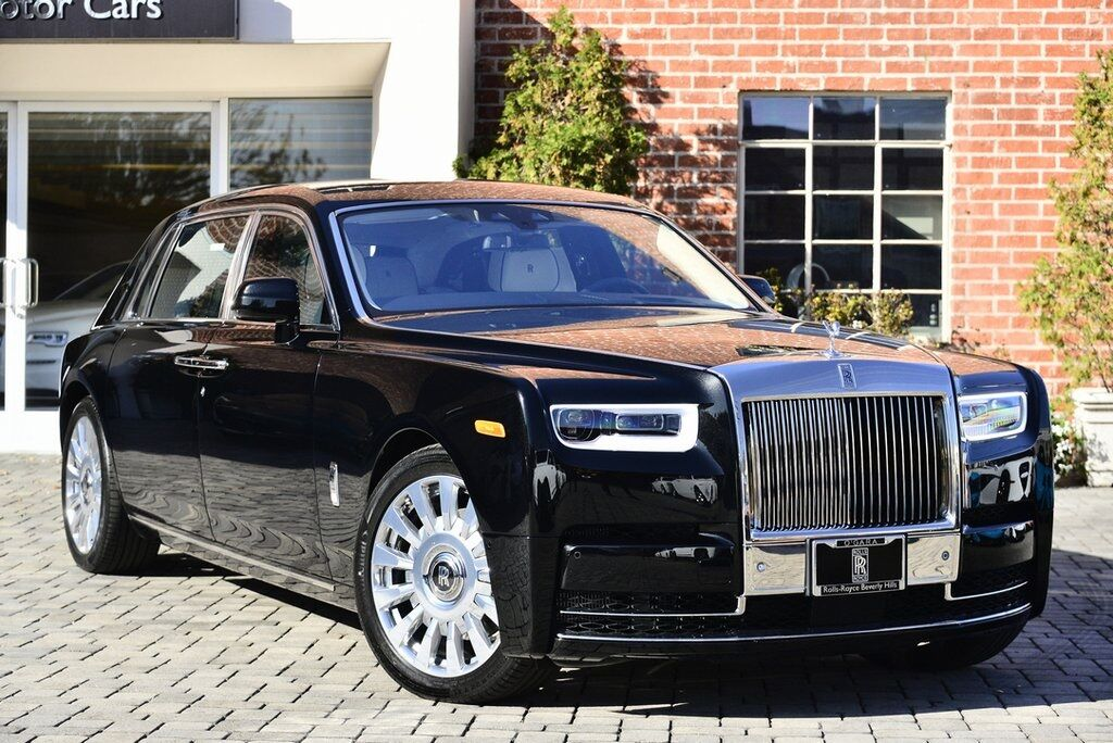 2020 Rolls-Royce Phantom EWB Lawrence KS
