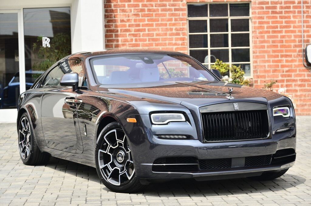 2020 Rolls-Royce Wraith Black Badge Lawrence KS