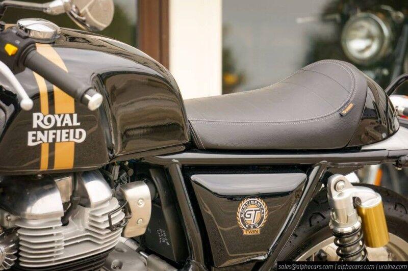 2020 Royal Enfield Continental GT 650 Black Magic Boxborough MA