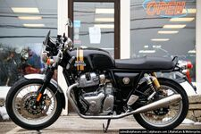 2020 Royal Enfield Continental GT 650 Black Magic Sport Custom