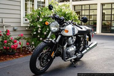 2020_Royal Enfield_Continental GT_650_ Boxborough MA