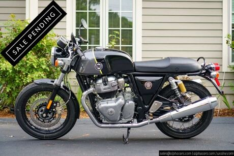 2020 Royal Enfield Continental GT 650 Dr. Mayhem Boxborough MA
