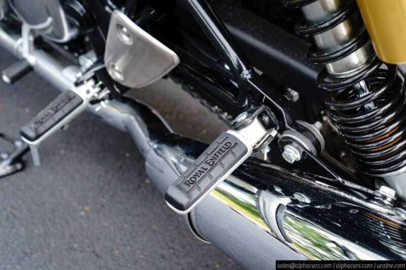 2020 Royal Enfield Continental GT 650 Ice Queen Boxborough MA