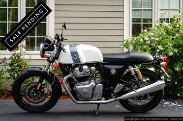 2020_Royal Enfield_Continental GT 650_Ice Queen_ Boxborough MA