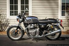 2020 Royal Enfield Continental GT 650 Mr Clean