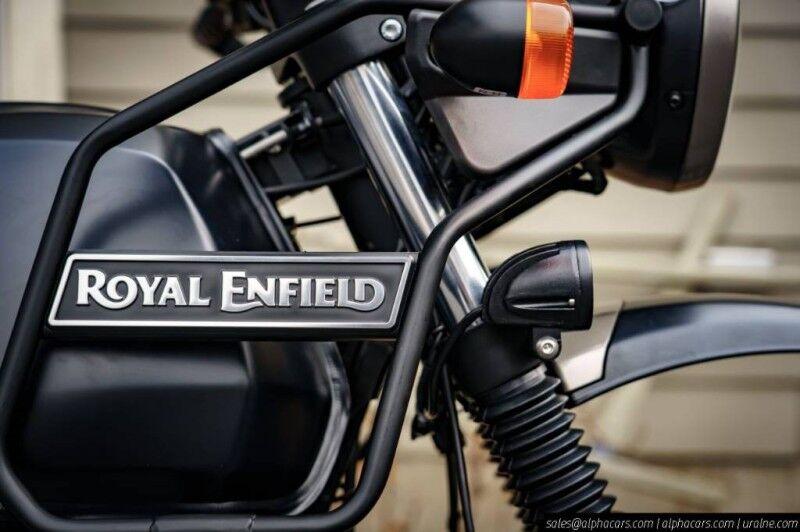 2020 Royal Enfield Himalayan ABS Adventure Boxborough MA