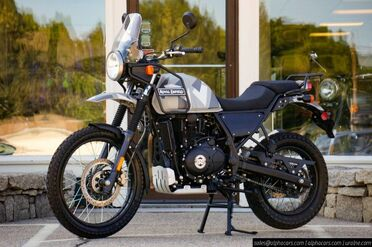 2020_Royal Enfield_Himalayan_ABS_ Boxborough MA
