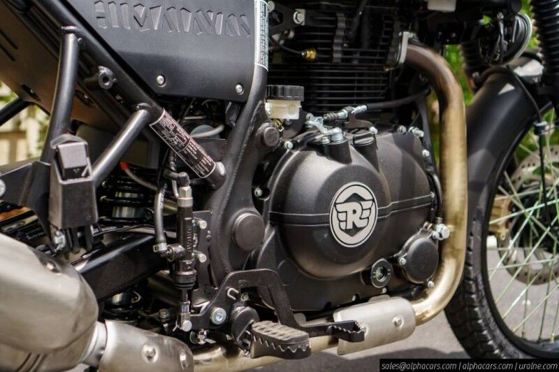 2020 Royal Enfield Himalayan ABS Boxborough MA