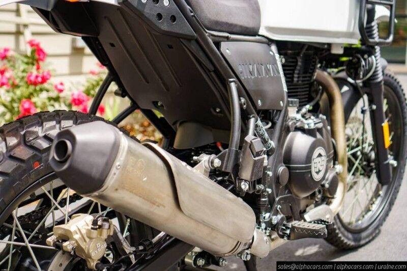 2020 Royal Enfield Himalayan ABS Boxborough MA