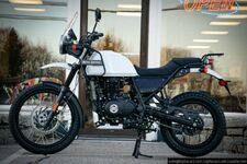 2020 Royal Enfield Himalayan Snow