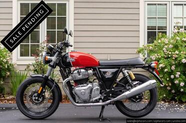 2020_Royal Enfield_Interceptor INT650_Ravishing Red_ Boxborough MA