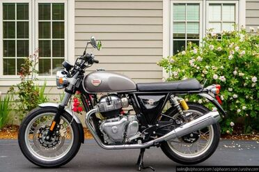 2020_Royal Enfield_Interceptor INT650_Silver Spectre_ Boxborough MA