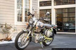 Royal Enfield Limited Edition Bullet Trials Works Replica 2020