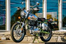 2020 Royal Enfield Limited Edition Bullet Trials Works Replica