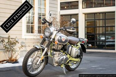 2020_Royal Enfield_Limited Edition_Bullet Trials Works Replica_ Boxborough MA