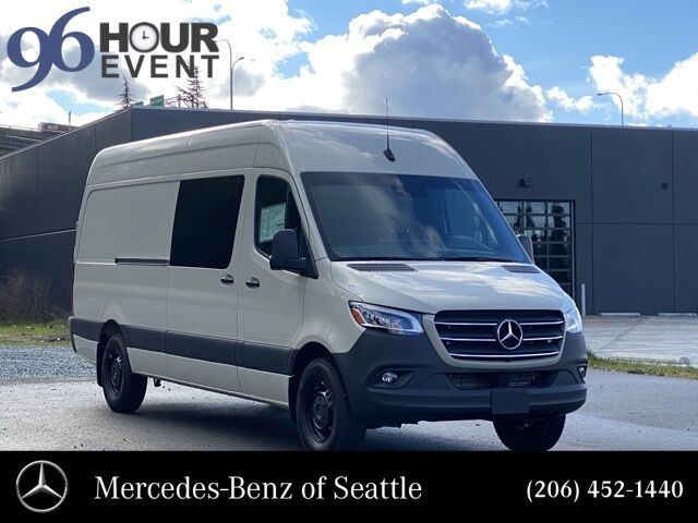 2020 Sprinter Cargo Van Crew 170 WB Seattle WA