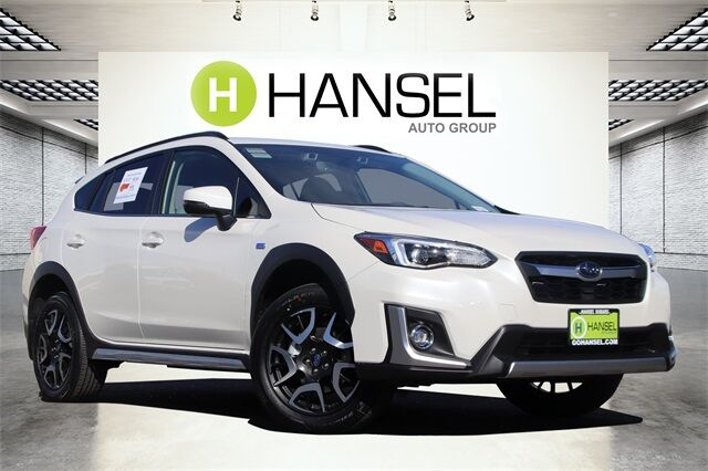 2020 Subaru Crosstrek Hybrid Santa Rosa CA
