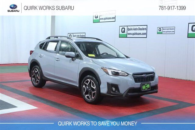 2020 Subaru Crosstrek Limited Braintree MA