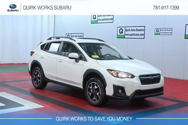 ON DEALER LOT  ON DEALER LOT 2020 Subaru Crosstrek Premium Braintree MA
