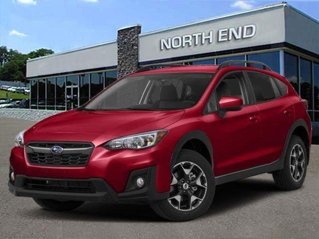 2020 Subaru Crosstrek Premium Manual