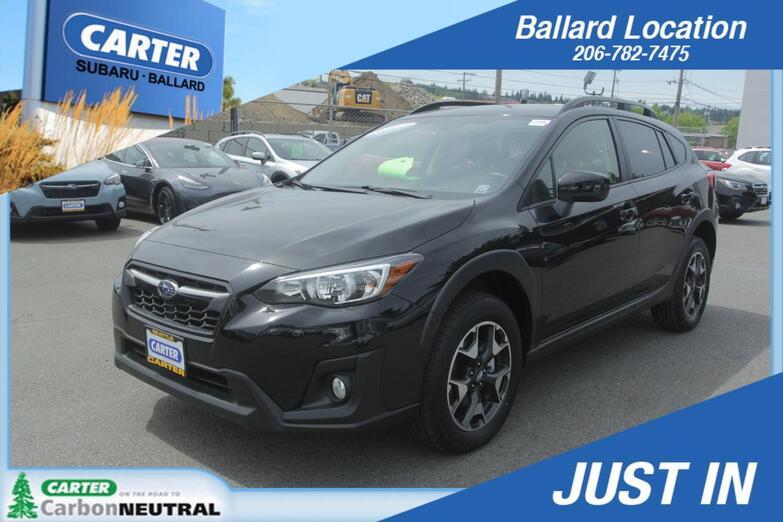 2020 Subaru Crosstrek Premium Seattle WA