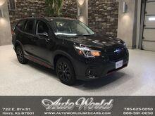 2020_Subaru_FORESTER SPORT AWD__ Hays KS