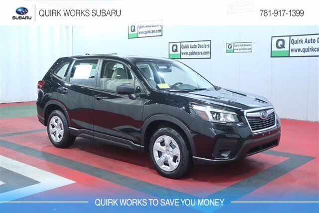2020 Subaru Forester BASE Braintree MA