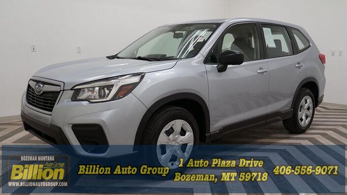 2020 Subaru Forester Base Bozeman MT
