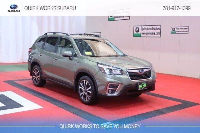 2020 Subaru Forester Limited Braintree MA