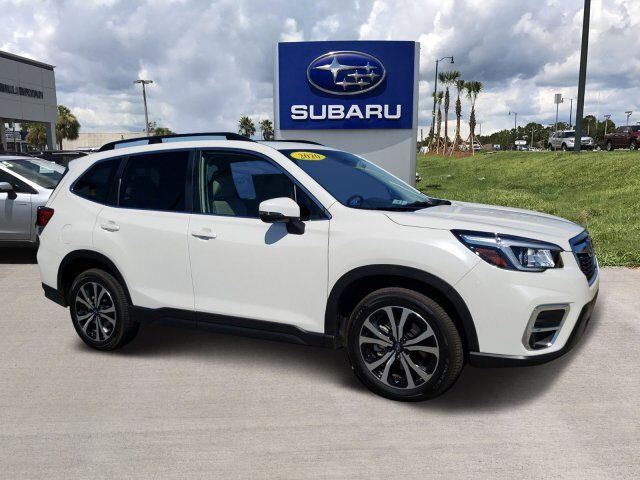 2020 Subaru Forester Limited Leesburg FL