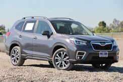 2020_Subaru_Forester_Limited_ California