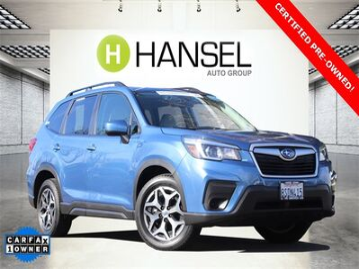 2020_Subaru_Forester_Premium_ Santa Rosa CA