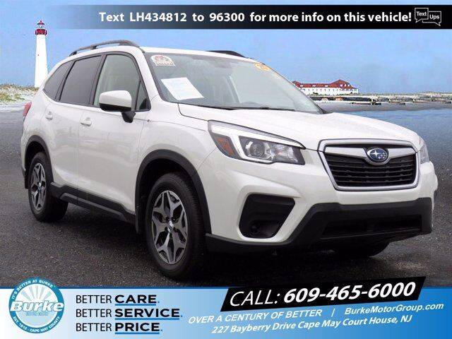 2020 Subaru Forester Premium South Jersey NJ