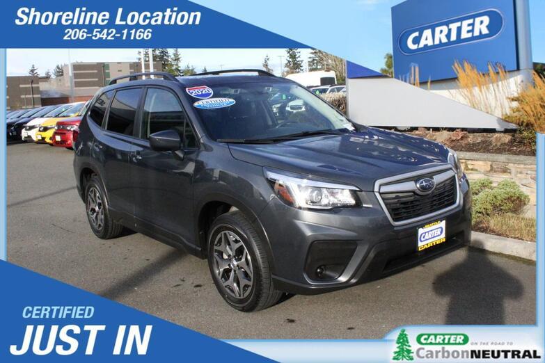 2020 Subaru Forester Premium Seattle WA
